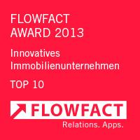PIER Immobilien Flowfact Award